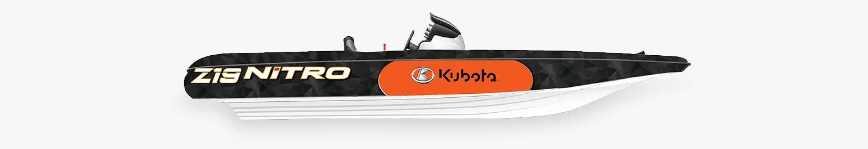Kubota Boat